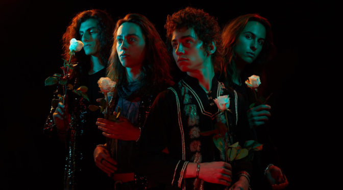 Greta Van Fleet – Announces 'March Of The Peaceful Army' 2019 Australian Tour