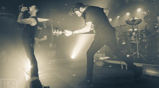 Photo Gallery : Dead Letter Circus at Cambridge Hotel, Newcastle – 13 December 2018