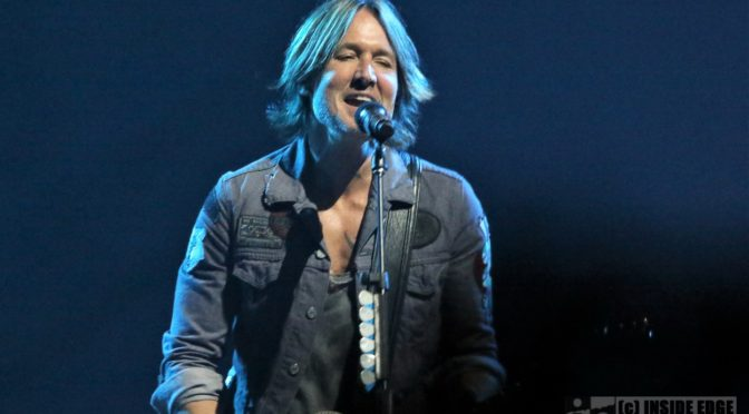 Live Review : Keith Urban at Newcastle Entertainment Centre – 23rd January 2019