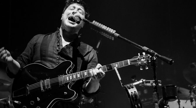 Live Review : Mumford & Sons at Qudos Bank Arena, Sydney – 18th January 2019