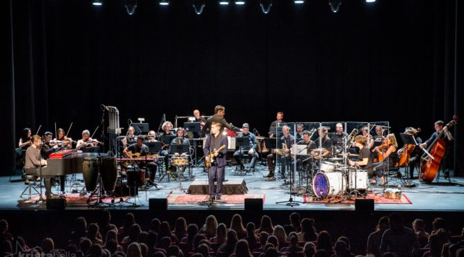Photo Gallery : Hanson at Canberra Theatre Centre – 6 March 2019