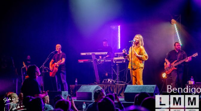Live Review : Belinda Carlisle + 1927 at Ulumbarra Theatre, Bendigo – 1 March 2019