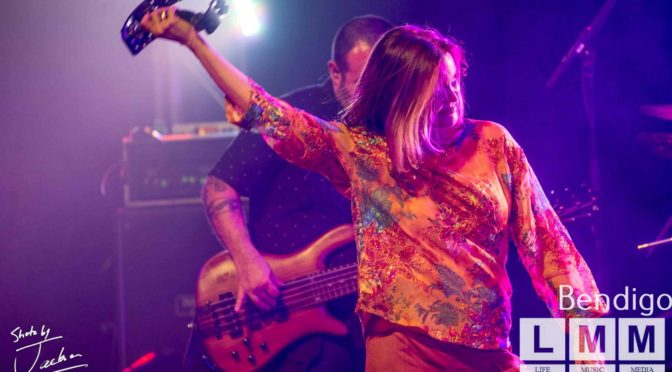 Photo Gallery : Belinda Carlisle + 1927 at Ulumbarra Theatre, Bendigo – 1 March 2019