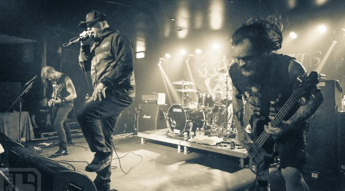 Live Review : 36 CrazyFists + Superheist + From Crisis to Collapse + BLKLST + Take My Soul @ The Cambridge Hotel, Newcastle – 7 April  2019