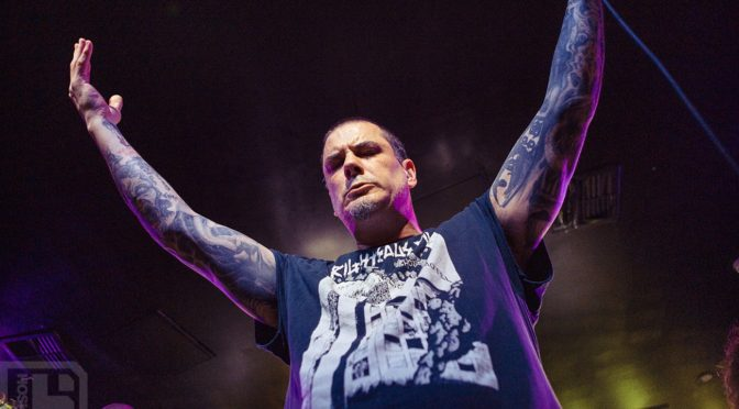 Live Review : Philip H. Anselmo and The Illegals + King Parrot + Palm at The Cambridge Hotel, Newcastle – 31 March 2019