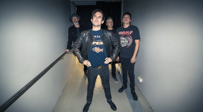 Q&A with Grinspoon drummer Kris Hopes