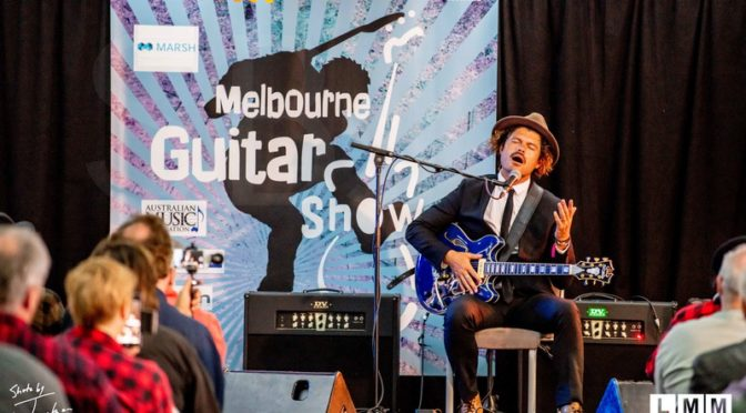 Photo Gallery : Melbourne Guitar Show 2019 at Caulfield Racecourse