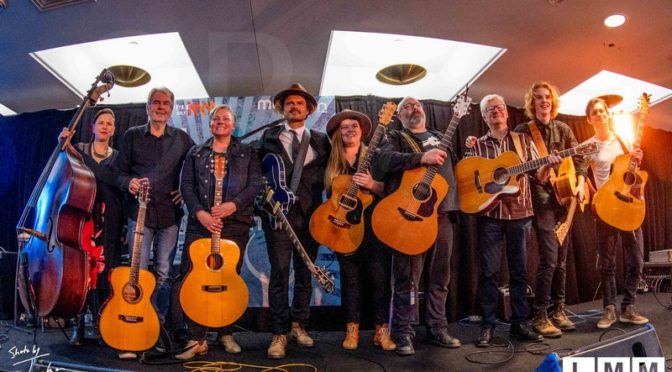 Review : Melbourne Guitar Show 2019 at Caulfield Racecourse