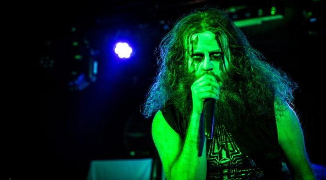 Photo Gallery : Hybrid Nightmares at The Basement, Canberra – 10 September 2019