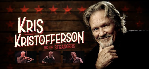 Live Review : Kris Kristofferson at Ulumbarra Theatre, Bendigo – 21st September 2019