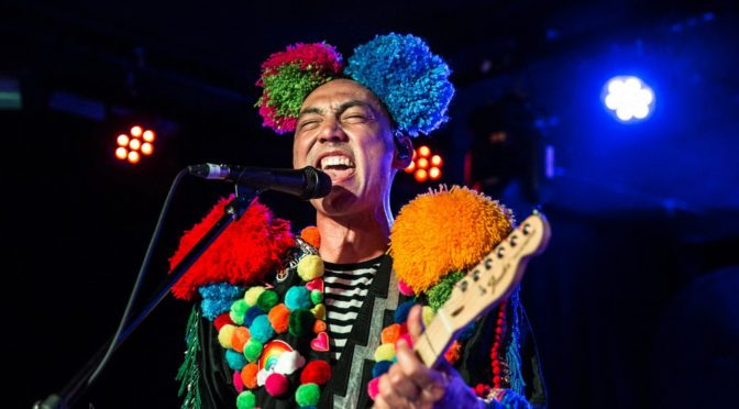 Photo Gallery : Regurgitator at The Basement, Canberra – 24 October 2019