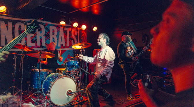 Live Review : Cancer Bats at The Cambridge Hotel, Newcastle – 11th October 2019