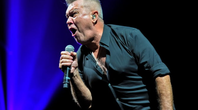 Photo Gallery : Jimmy Barnes + Jet at WIN Entertainment Centre, Wollongong – 3 October 2019