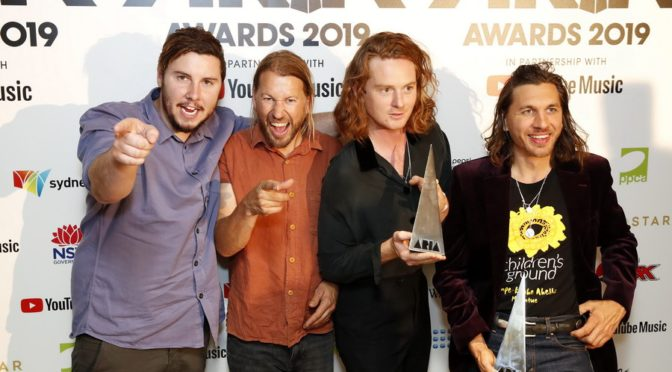 Photo Gallery : 2019 ARIA Awards Winners