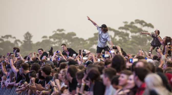 Photo Gallery : Crowd at Good Things Festival, Centennial Park, Sydney – 7 December 2019