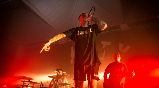 Photo Gallery : Antagonist A.D. at UC Refectory, Canberra – 23 January 2020