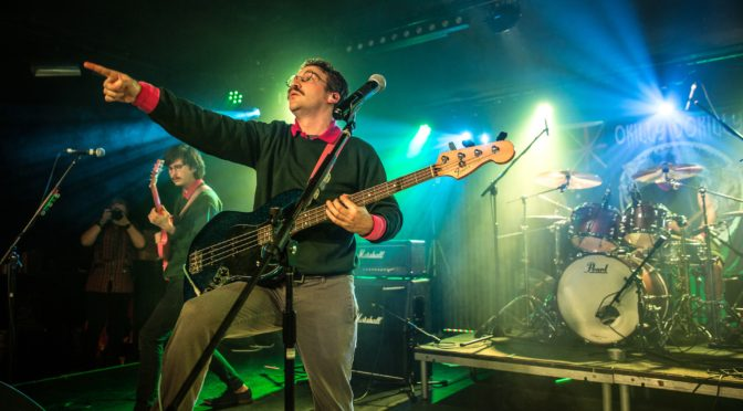 Photo Gallery : Okilly Dokilly w/ Dr Colossus at The Basement, Canberra – 12 February 2020