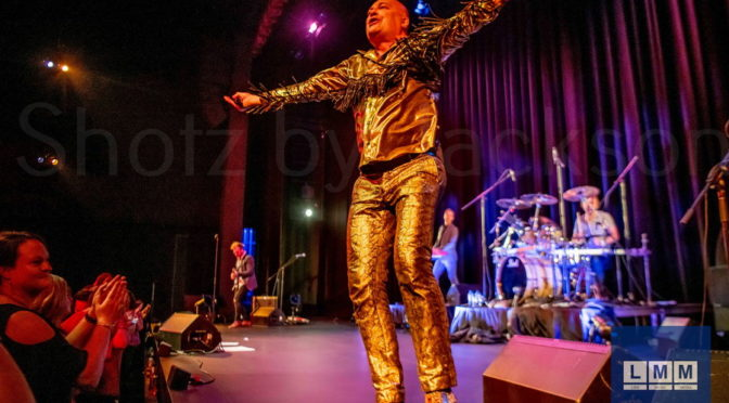 Live Review : Adam Thompson Performs Queens Bohemian Rhapsody Soundtrack at Ulumbarra Theatre Bendigo – 8 February 2020