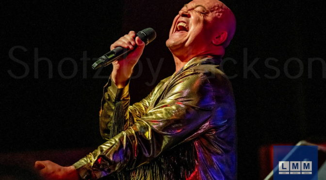 Photo Gallery : Adam Thompson Performs Queens Bohemian Rhapsody Soundtrack at Ulumbarra Theatre Bendigo – 8 February 2020