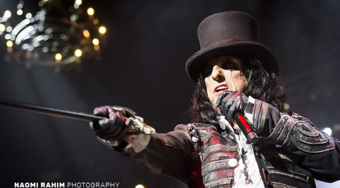 Photo Gallery : Alice Cooper at Rod Laver Arena, Melbourne – February 14, 2020