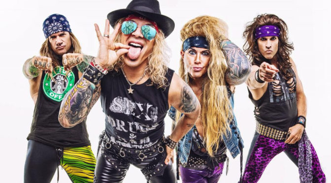 Steel Panther announce 'Heavy Metal Rules' Tour – May 2020 with guests Sevendust