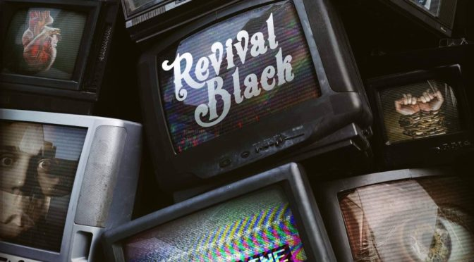 Album Review : Revival Black – Step In Line