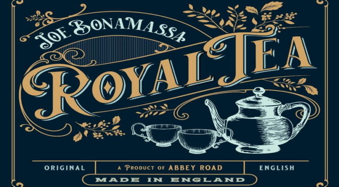 Album Review : JOE BONAMASSA – Royal Tea