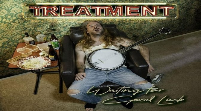 Album Review : The Treatment – Waiting For Good Luck