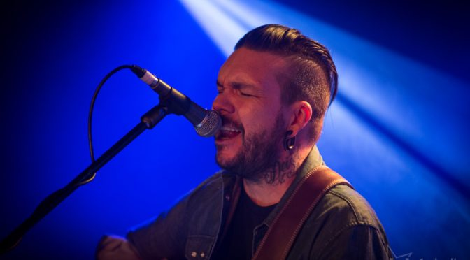 Photo Gallery : Clint Boge at The Basement, Canberra – 13 June 2021