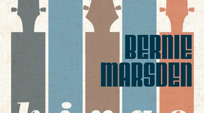 Album Review : Bernie Marsden – Kings
