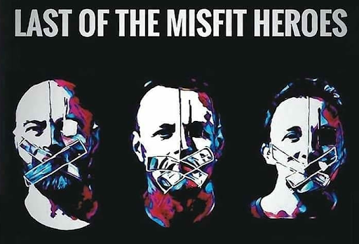 Album Review : Last Of The Misfit Heroes – Hope For The Hopeless