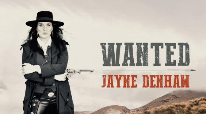 Album Review : Jayne Denham – Wanted