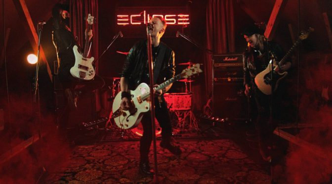 Album Review : Eclipse  – Wired