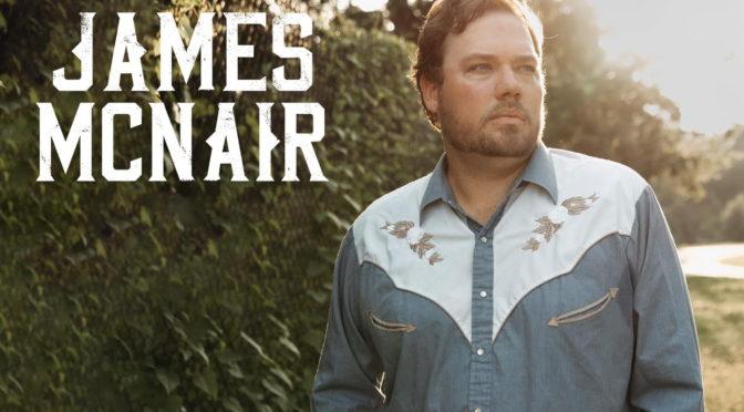 EP Review : James McNair (self-titled)